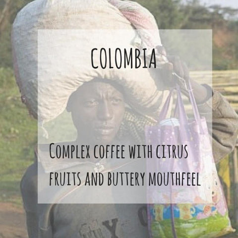 Rounton Coffee Roasters - Colombia Agustino Forest