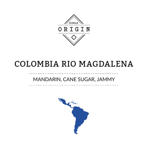 Rounton Coffee Roasters - Colombia Rio Magdalena