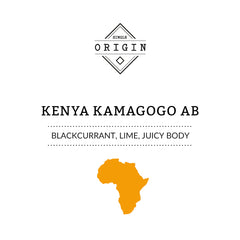 Rounton Coffee Roasters: Kenya Kamagogo - Washed