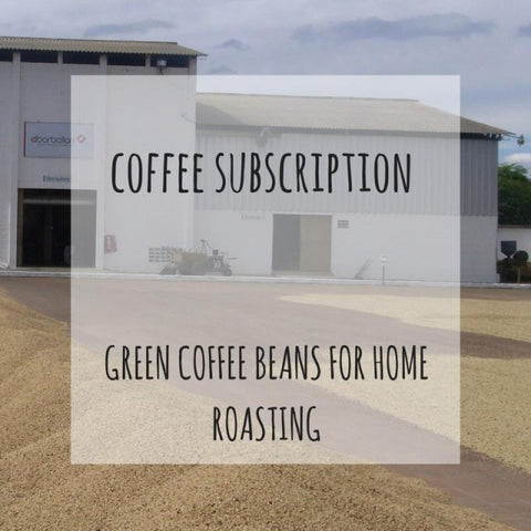 Rounton Coffee Roasters: Subscription Green Beans