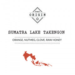 Rounton Coffee Roasters: Sumatra Lake Takengong