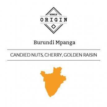 Rounton Coffee: Burundi, Mpanga, Washed