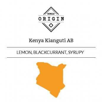 Rounton Coffee: Kenya, Kianguti, Washed