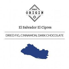 Rounton Coffee: El Salvador, El Cipres, Natural