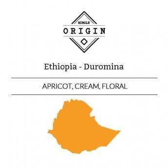 Rounton Coffee Roasters: Ethiopia, Duromina Farmers, Washed