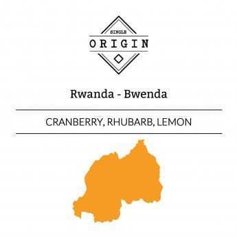 Rounton Coffee Roasters: Rwanda, Bwenda, Washed