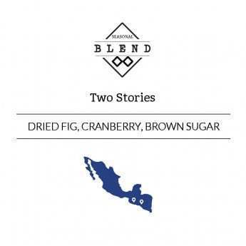 Rounton Coffee: Two Stories, Blend