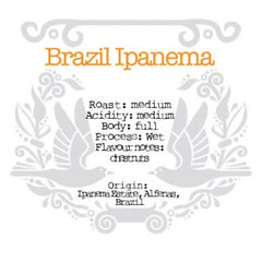 The Crafted Coffee Company - Brazil Ipanema Estate