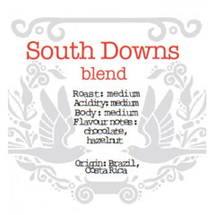 The Crafted Coffee Company - South Downs Blend