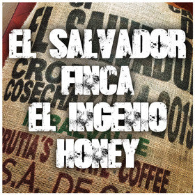 Urban Roast Coffee Co - El Salvador Finca El Ingenio Honey