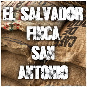 Urban Roast Coffee Co - El Salvador Finca San Antonio