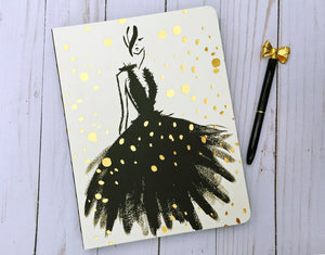 Glamour Girl Gold Bow Ballpoint Pen