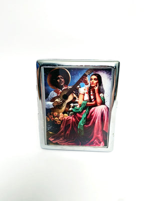 La Serenada Metal card Case