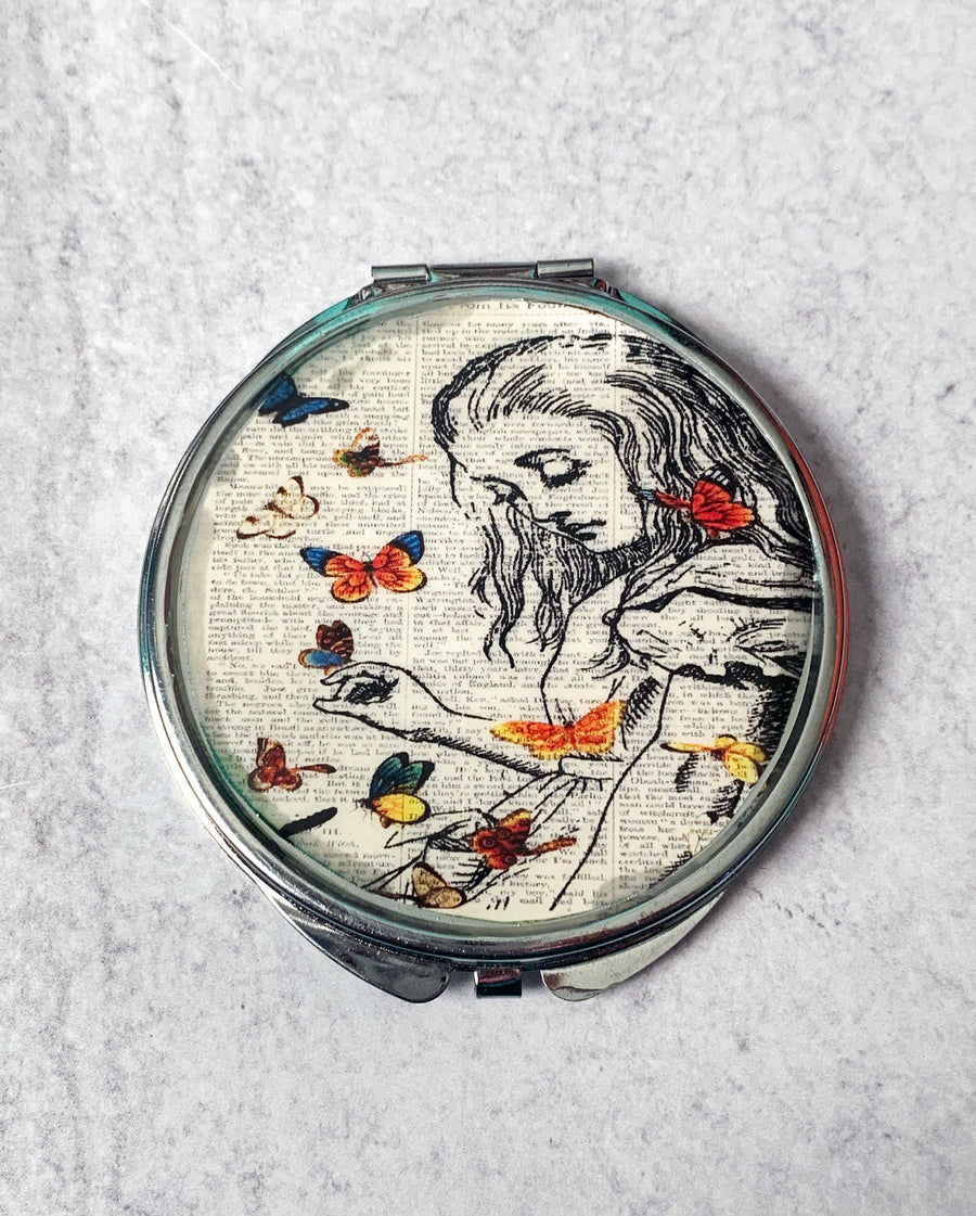 Altered Alice Compact Mirror