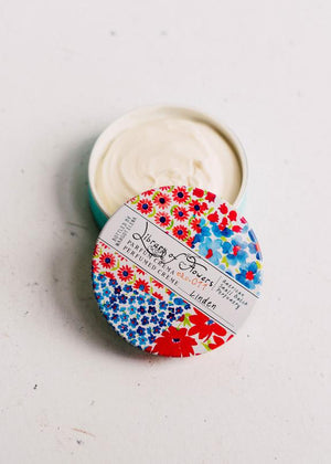 Library of Flowers Linden Perfume Cream