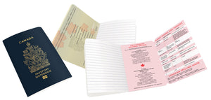 Canada Passport Journal