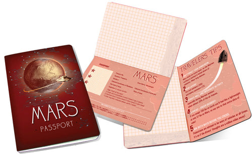 Mars Passport Journal