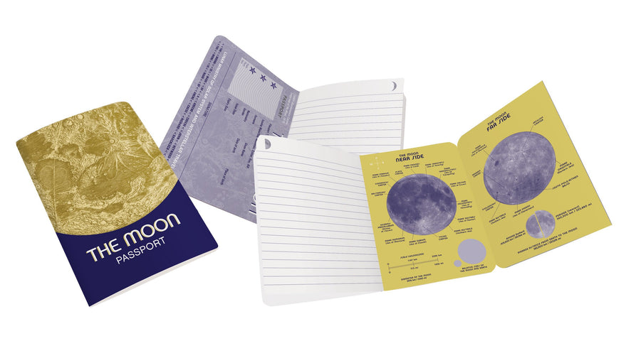 Moon Passport Journal