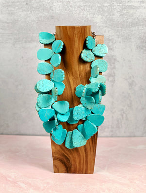 Turquoise for Days Necklace