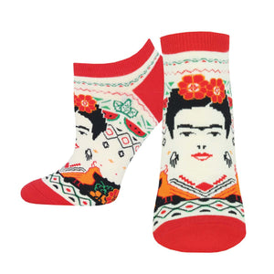 Frida Kahlo Women's Ankle Socks