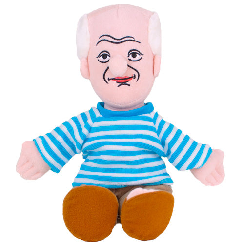Pablo Picasso Plush Doll
