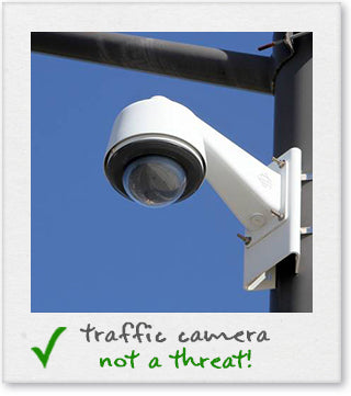 Traffic Cameras, Red Light Cameras & Speed Cameras | Radar