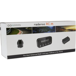 Radenso RC M Retail Box