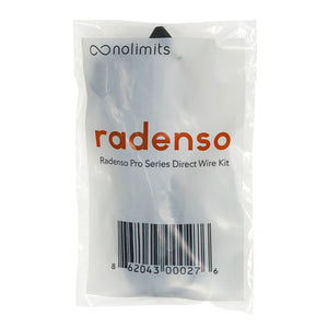 Radenso Pro Series Direct Wire Kit