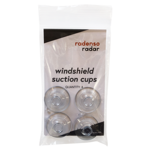 Radenso Radar suction cups