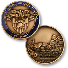 WEST POINT MILITARY ACADEMY (ENGRAVED)