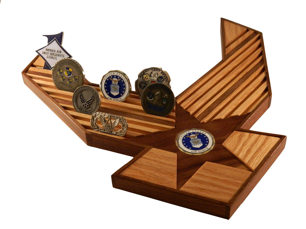 Challenge coin holder air force - Wish coin remix 2018