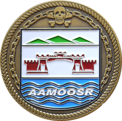 AAMOOSR Commemorative Coin