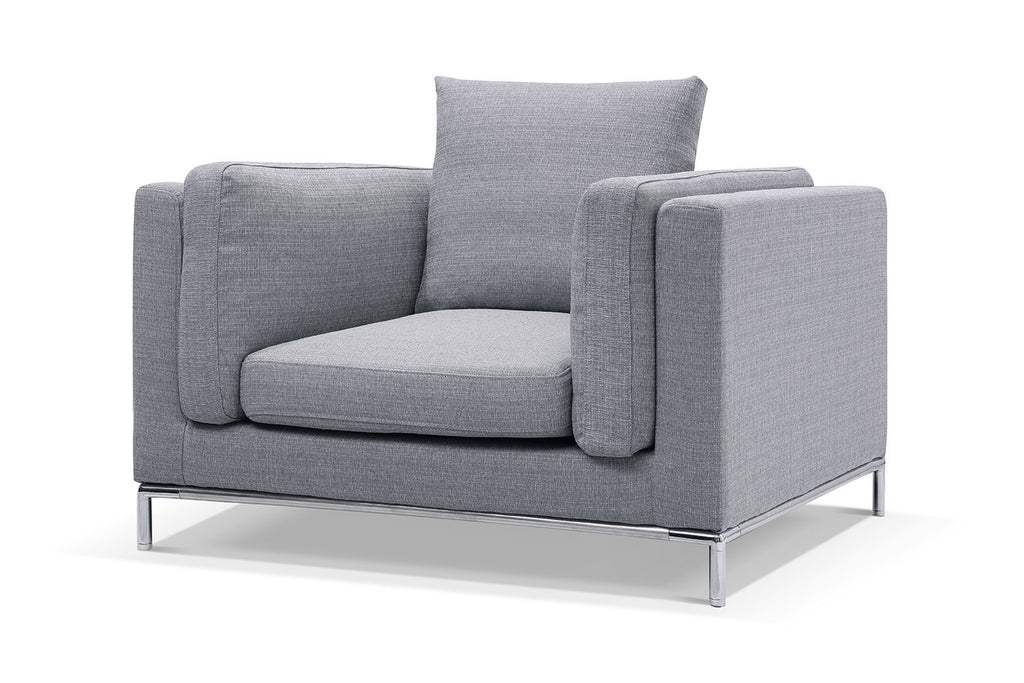 Fauteuil design contemporain vaasa svellson - Fauteuil inclinable design ...