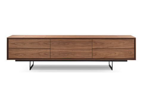 Console TV Scandinave Rigi
