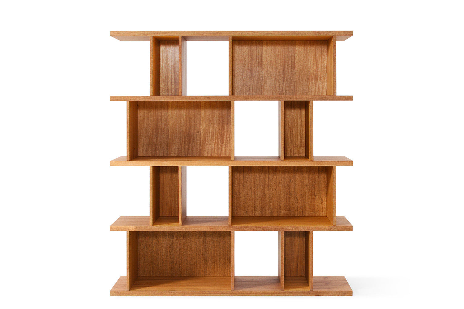 Biblioth que design scandinave en bois berra dewarens for Architecture scandinave