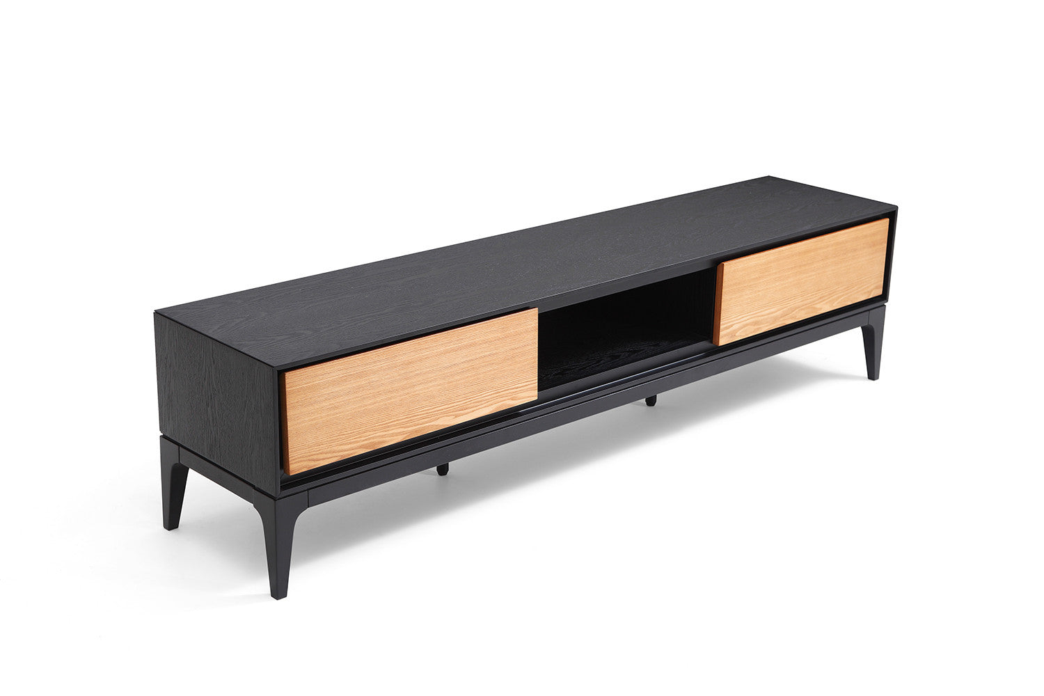 console tv vintage scandinave dolent dewarens. Black Bedroom Furniture Sets. Home Design Ideas