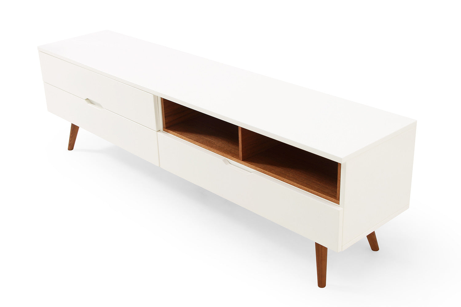 Meuble tv design scandinave lema dewarens for Meuble nordique