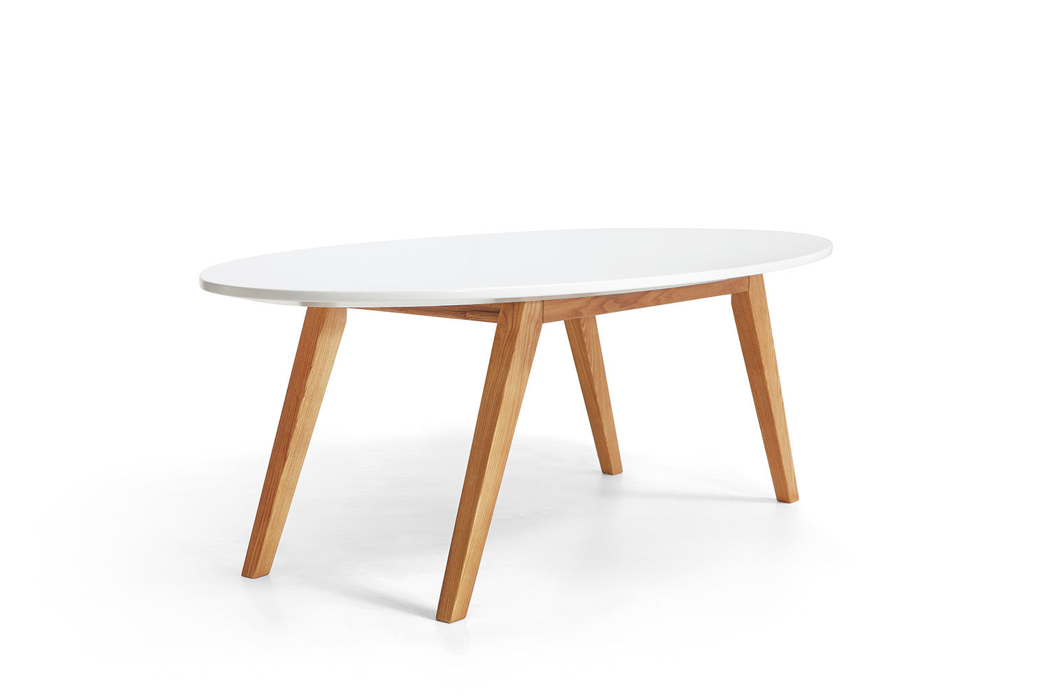 Table basse blanche scandinave maison design for Table design blanche