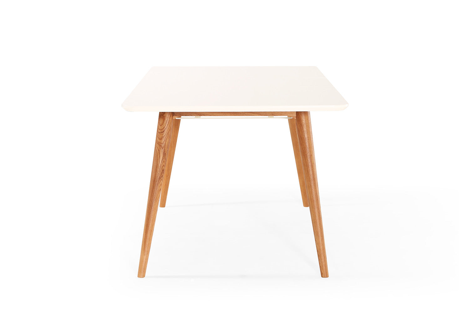 Table de salle manger extensible scandinave wyna dewarens - Table extensible scandinave ...