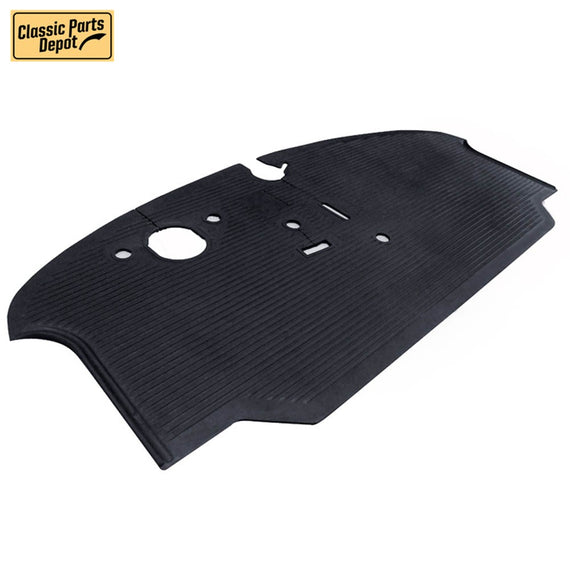 Vw Bus Rubber Front Floor Mat. Vwc : 211863711G