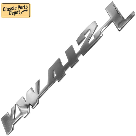 Vw 412 L Script Decklid Emblem Badge For Vw Type 4 - Classic Parts Depot