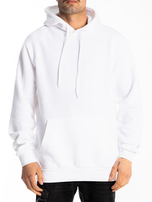 The Premium Pullover Hoodie in White