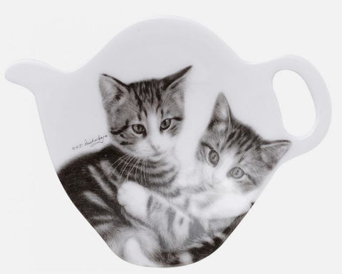 Ashdene Feline Friends Tea Bag Holder