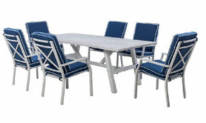 ROMIA 9PC Dining Set