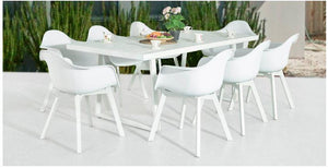 SALVO 9PC Dining Set