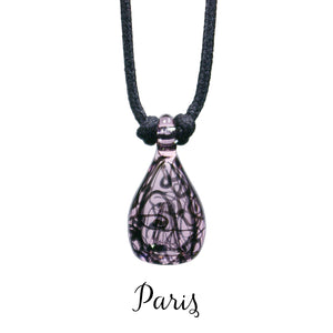 Aromatherapy Jewelry, Abstract - Paris