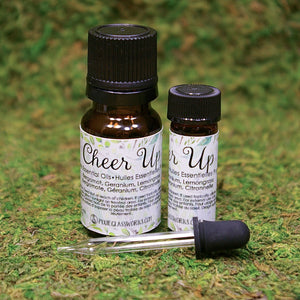 Essential Oil Blend, Cheer Up