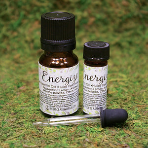 Essential Oil Blend, Energize