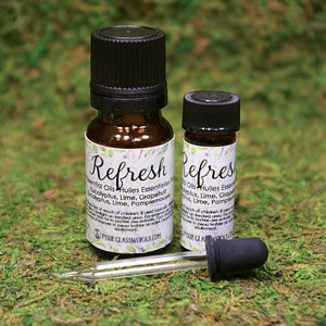 Essential Oil Blend, Refresh