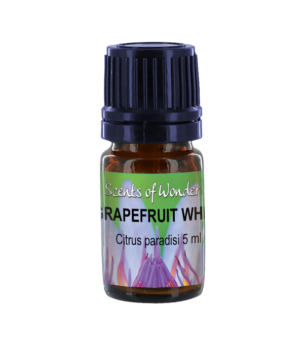 Scents of Wonder Essential Oil, White Grapefruit - 5 ml